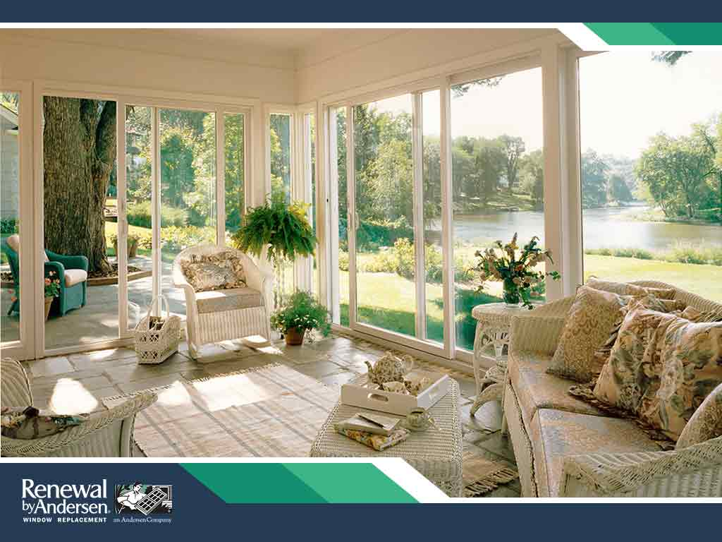 Making an Energy-Efficient Sunroom With Replacement Windows