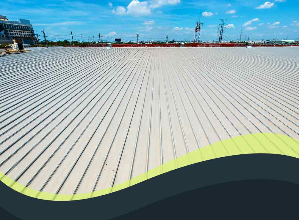 5 Advantages of Metal Commercial Roofing