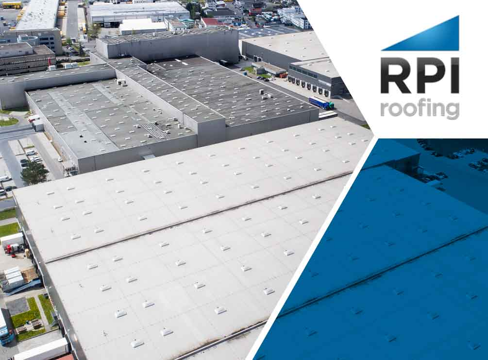 4 Ways a Light-Colored Commercial Roof Benefits Homeowners