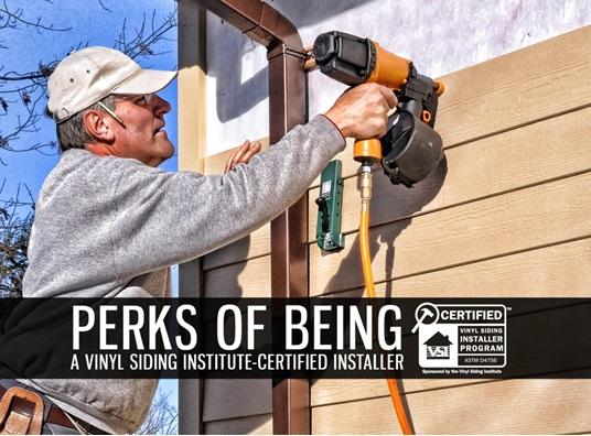 certified siding installer