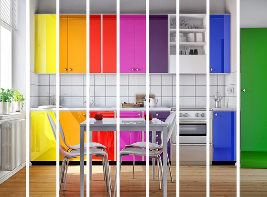 Color Palettes for Your Kitchen