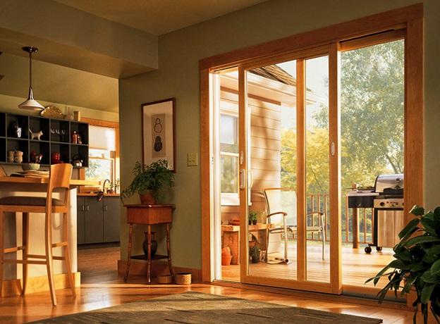 install sliding doors