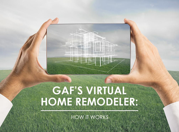 GAFs Virtual Home Remodeler How It Works - Virtual home remodeler