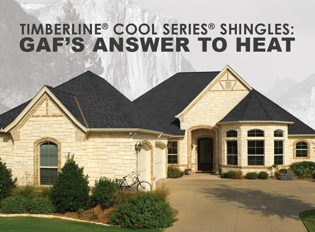Timberline Cool Series Shingles Gaf S Answer To Heat Tittle Brothers Michigan Roofing Experts