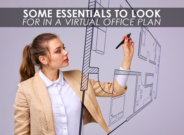 Virtual Office Plan