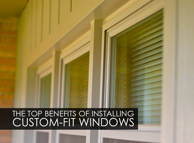 Custom-Fit Windows