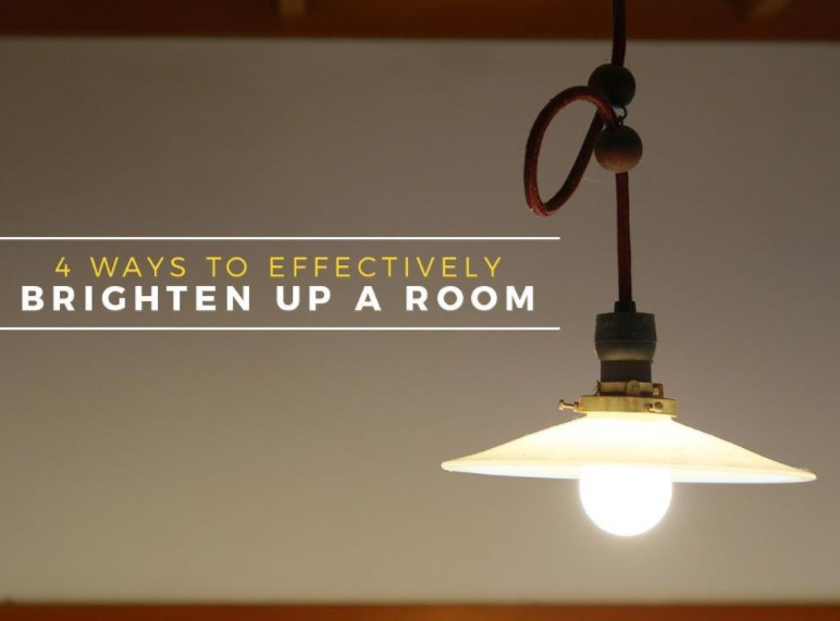 Brighten Up A Room