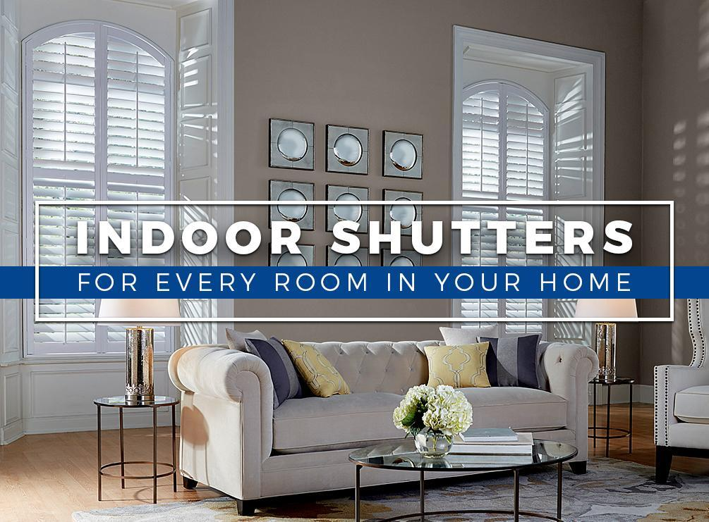 Indoor Shutters for Every Room in Your Home