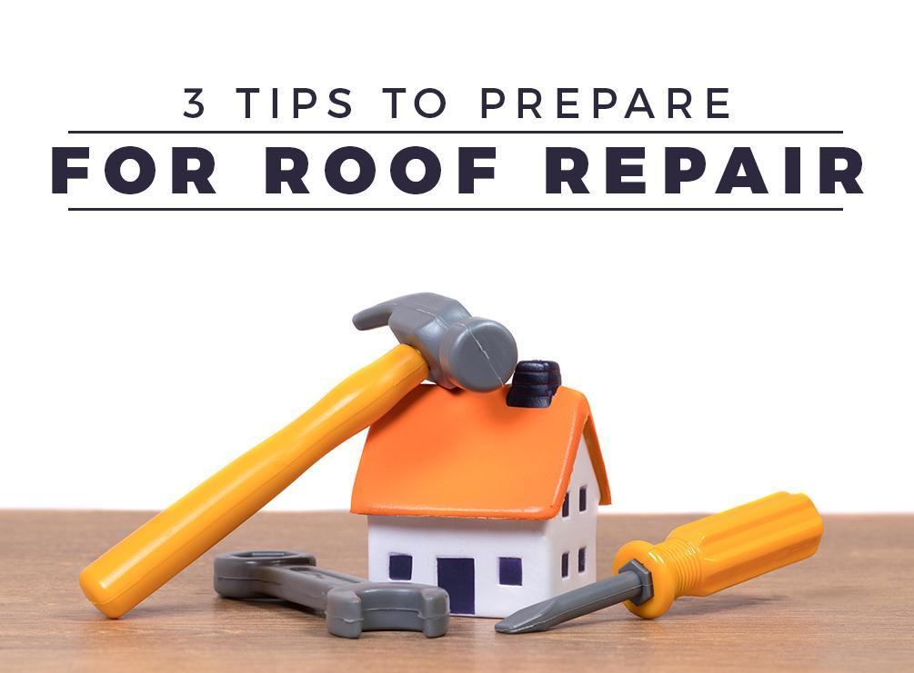 3 tips to prepare for roof repair - Important tips roof maintenance ...