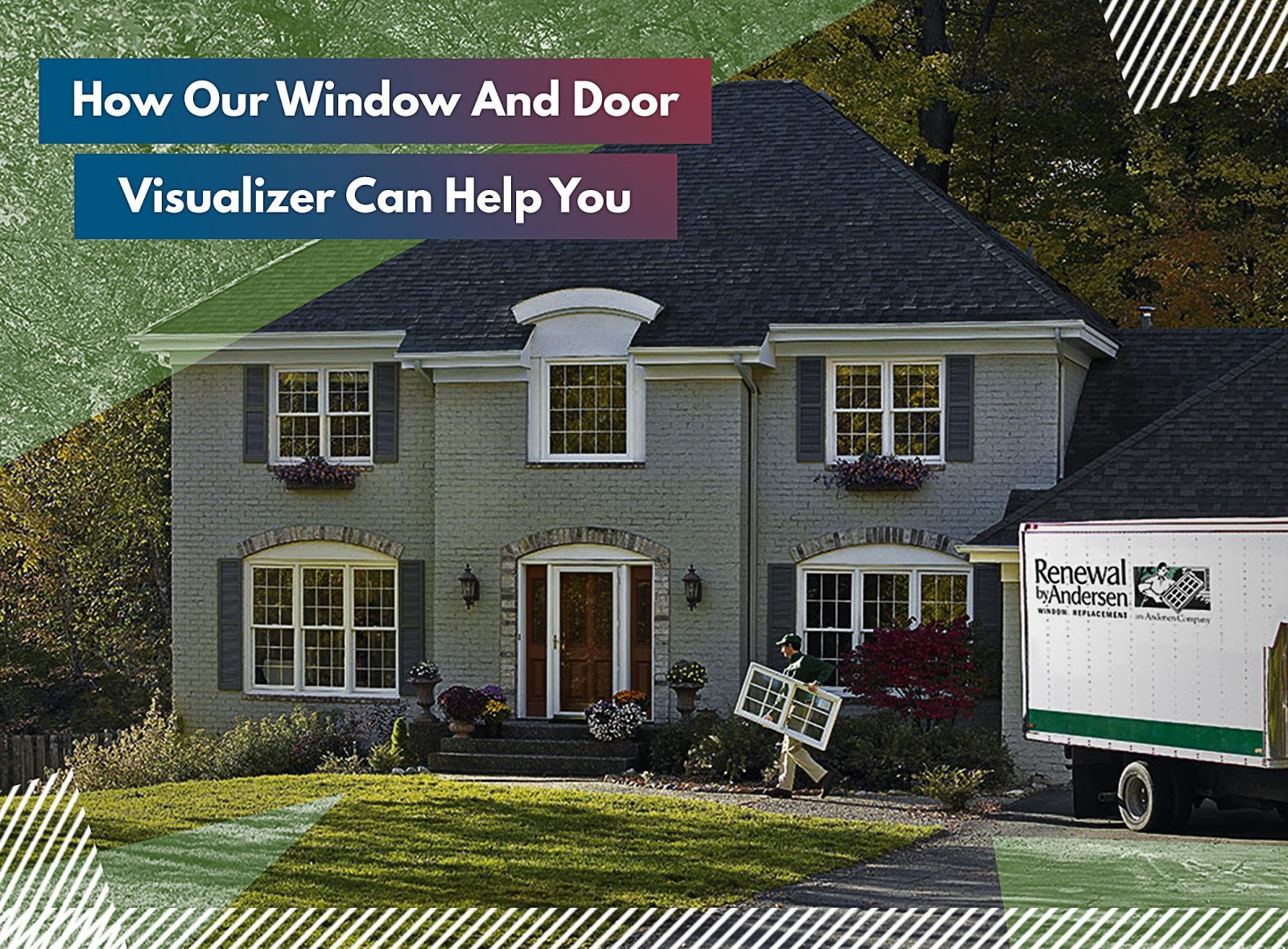 how our window and door visualizer can help you