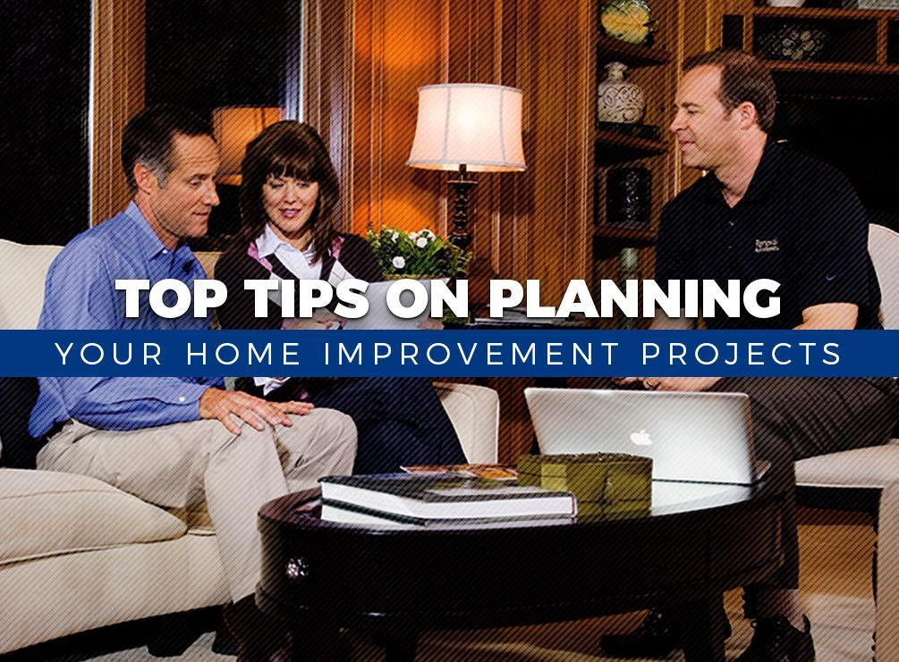 Top Tips on Planning Your Home Improvement Projects