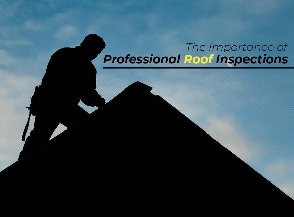 The Importance of Professional Roof Inspections