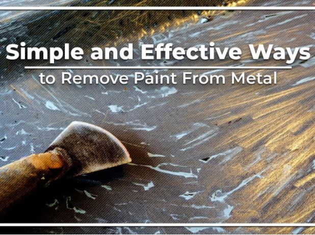 Remove Paint From Metal