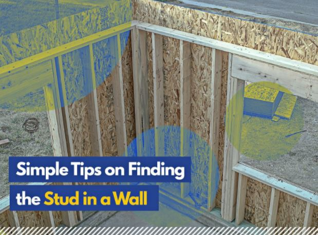 Simple Tips on Finding the Stud in a Wall