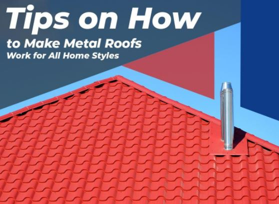 Metal Roofs Work for All Home Styles