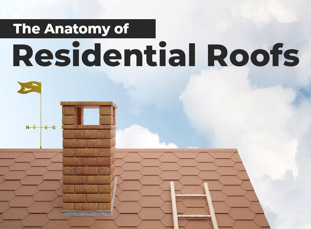 The Anatomy of Residential Roofs