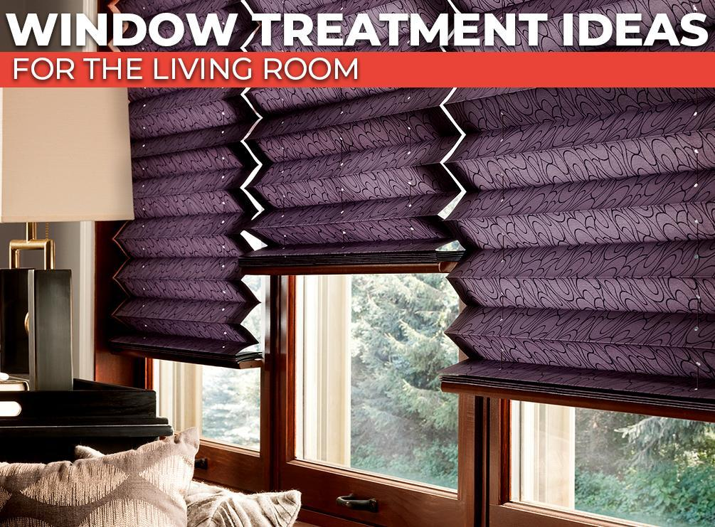 Window Treatment Ideas for the Living Room