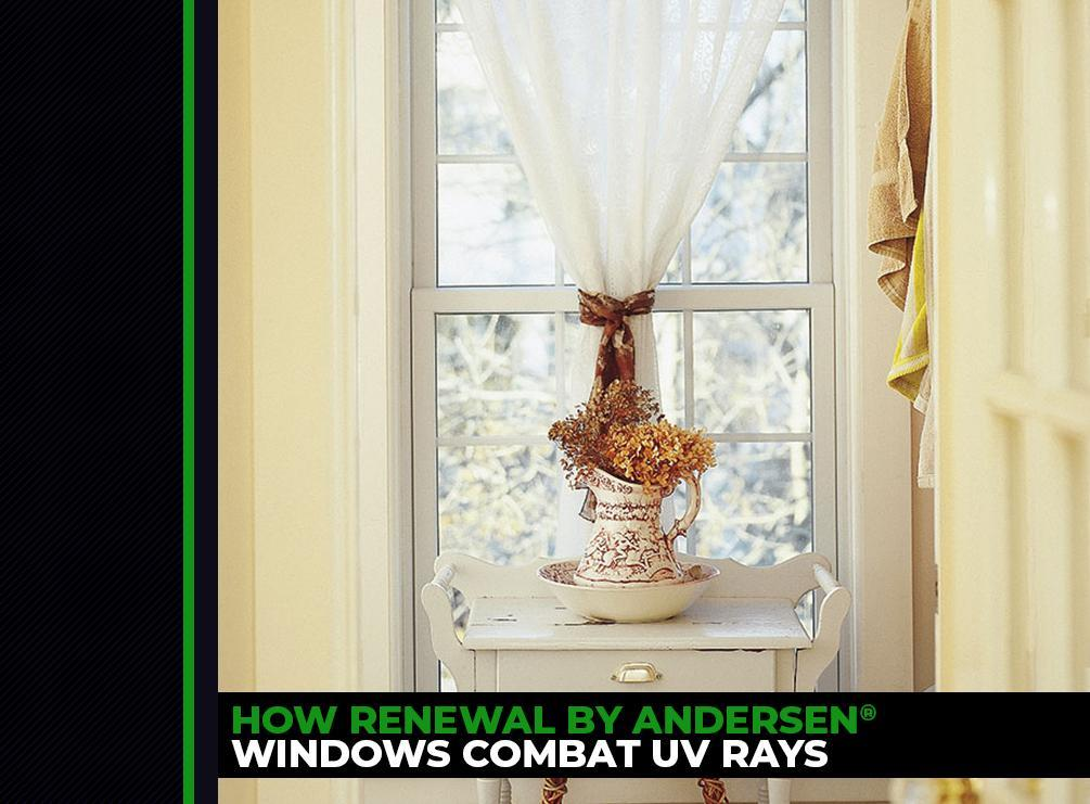 How Renewal by Andersen® Windows Combat UV Rays