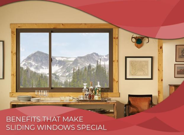 Benefits That Make Sliding Windows Special