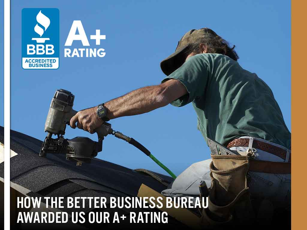 How the Better Business Bureau Awarded Us Our A  Rating