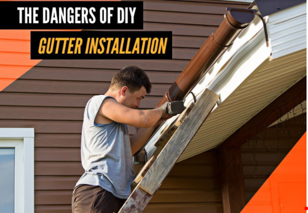 The Dangers of DIY Gutter Installation