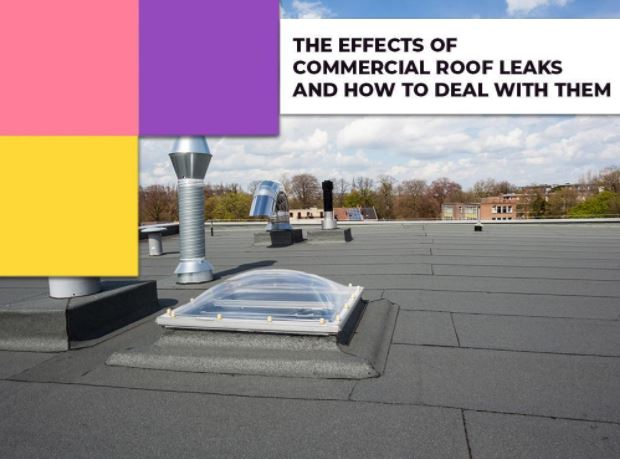 The Effects of Commercial Roof Leaks