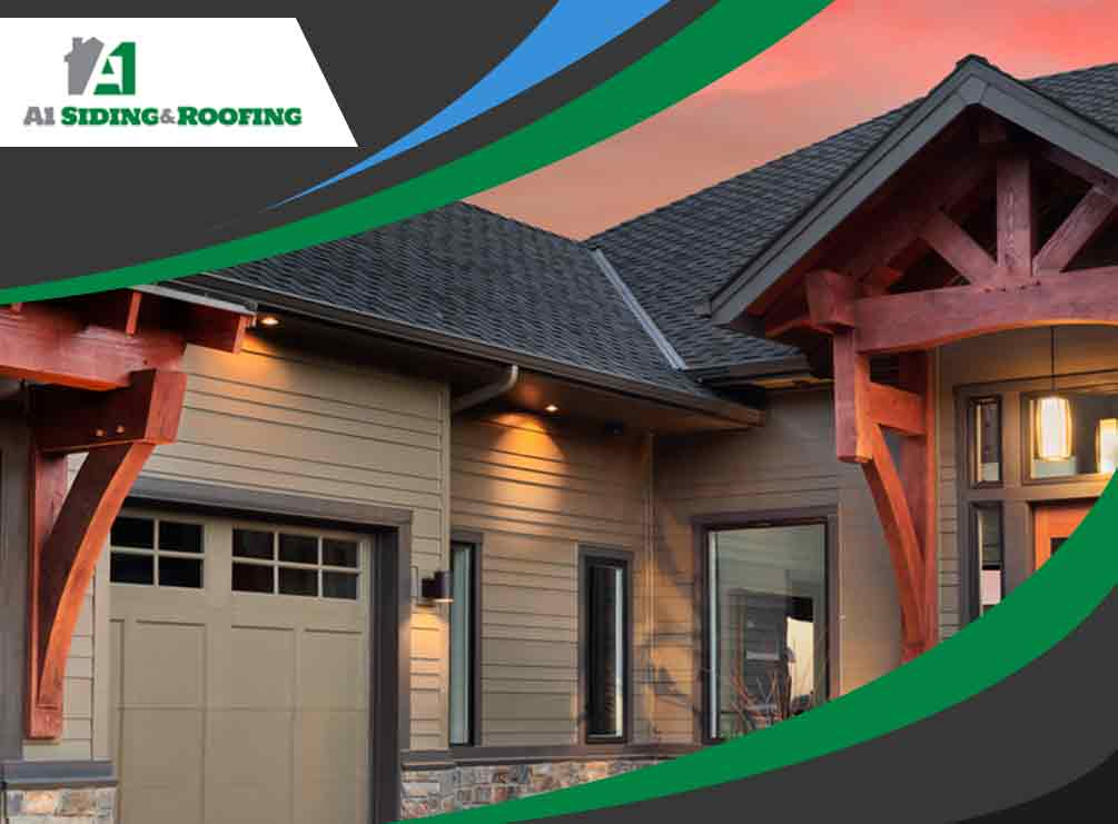 Roof and Siding: Should They Match or Contrast?