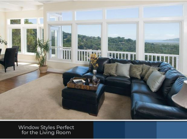 Window Styles Perfect for the Living Room