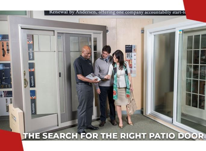 The Search for the Right Patio Door