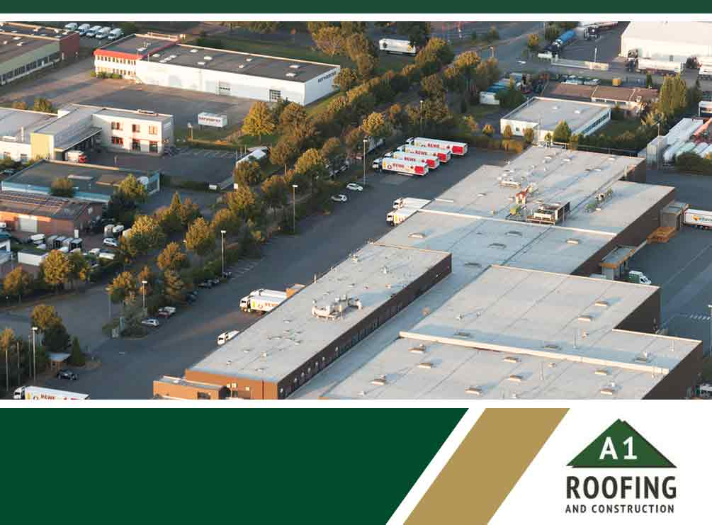 Types of Commercial Roofing and Their Benefits