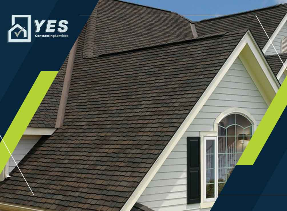Glenwood® Shingles Feature an Authentic Wood Shake Look