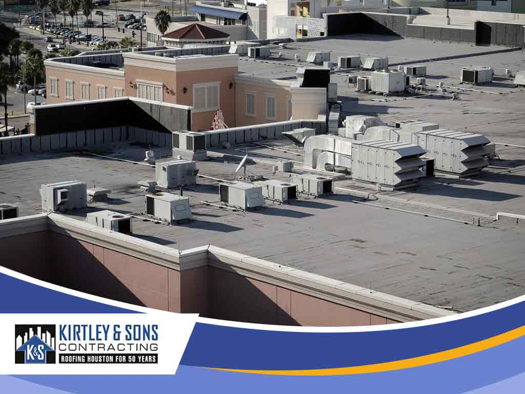 Single-Ply Roofing for Flat Roofs