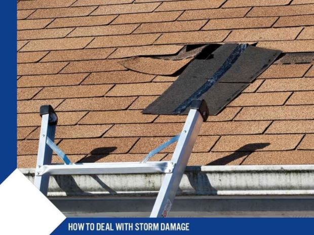 How to Deal With Storm Damage