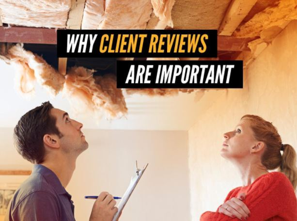 Why Client Reviews Are Important