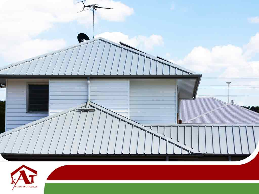 Metal Roofs and Their High Resistance to Hail Damage
