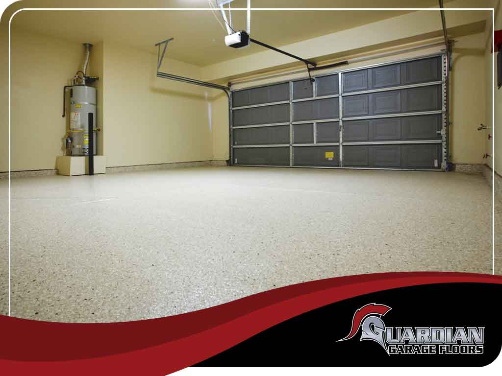 A Closer Look at Our Garage Flooring Process
