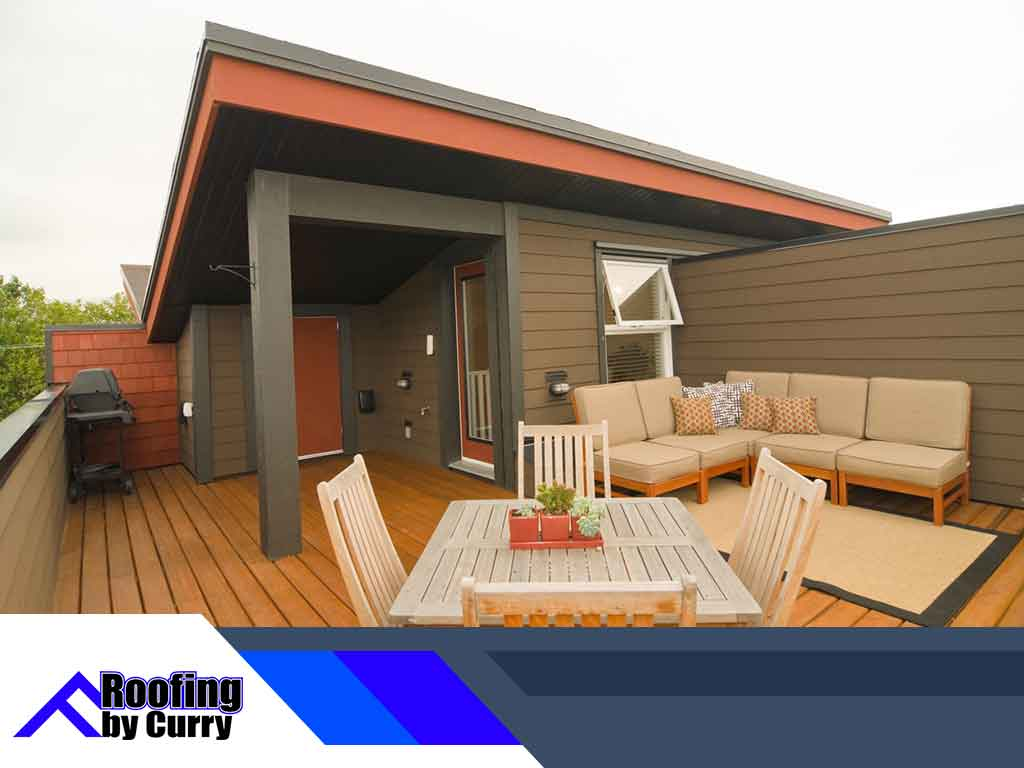 4 Leading Types of Roof Decks