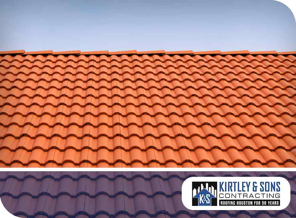 A Look at the Different Kinds of Tile Roofs