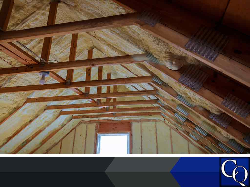 Wet Insulation and Its Effects on Your Roof