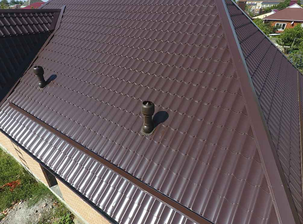 Top 4 Myths About Metal Roofing