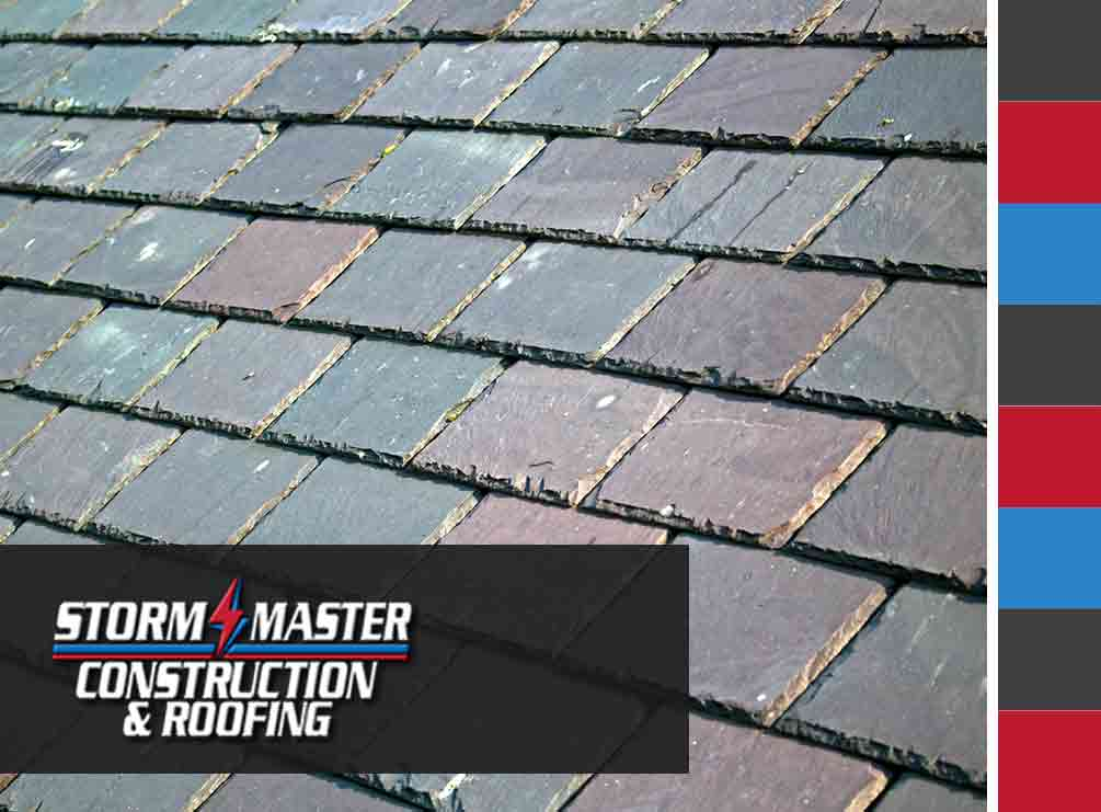 Why Slate for Roof Replacement?