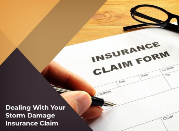 Dealing With Your Storm Damage Insurance Claim