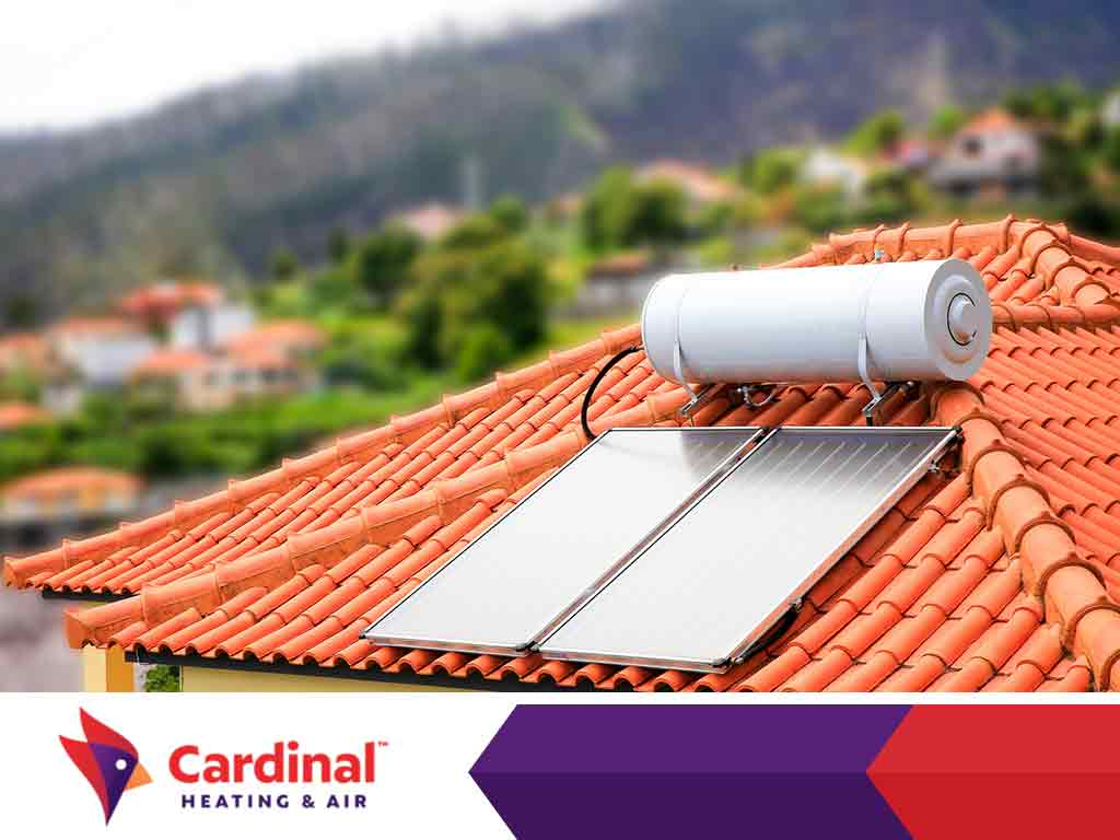 Is a Solar Water Heater for You?