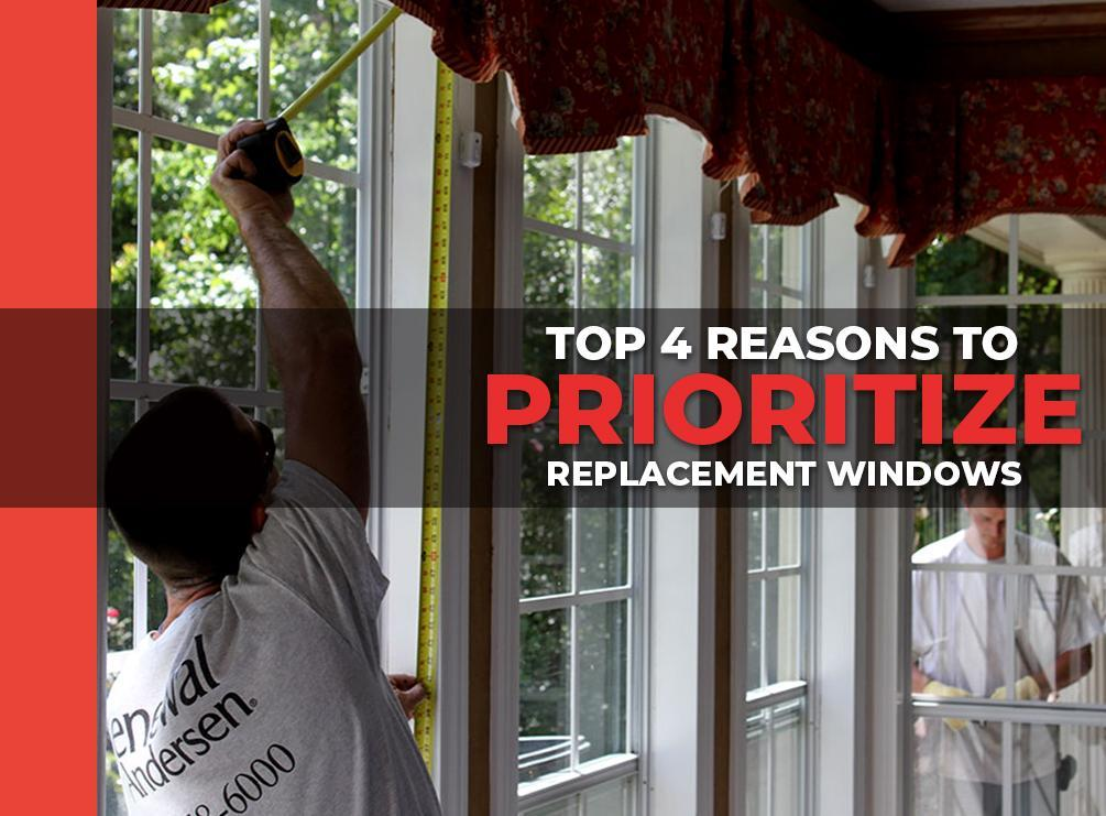 Top 4 reasons to prioritize replacement windows - Reasons may need replace windows ...