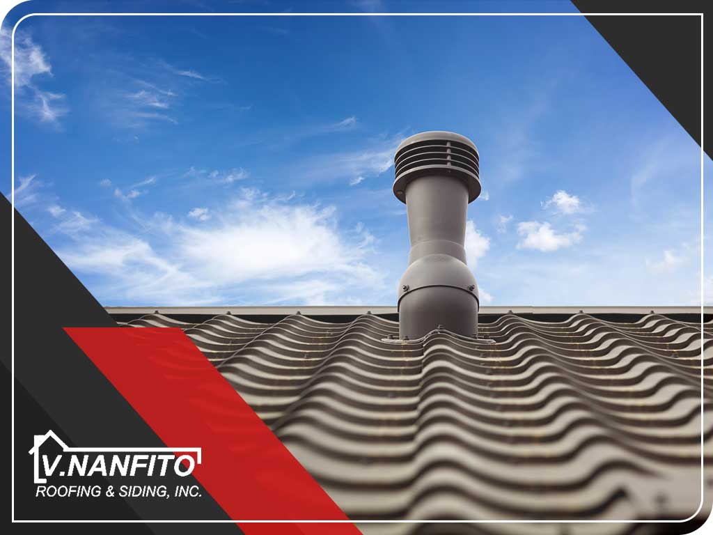 Passive Roof Vents Boosting Attic Ventilation