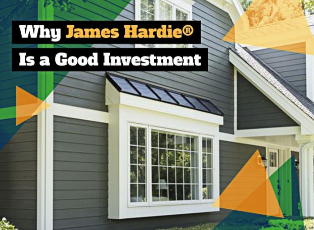 Why James Hardie® Is a Good Investment