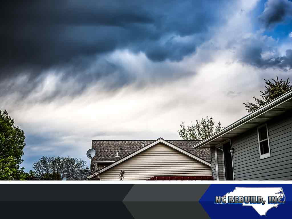 What to Do With Your Roof After a Storm