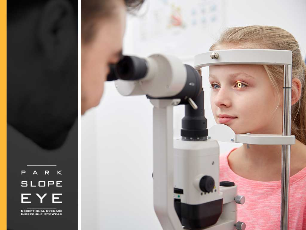 When Should Kids Have Their First Eye Exam?