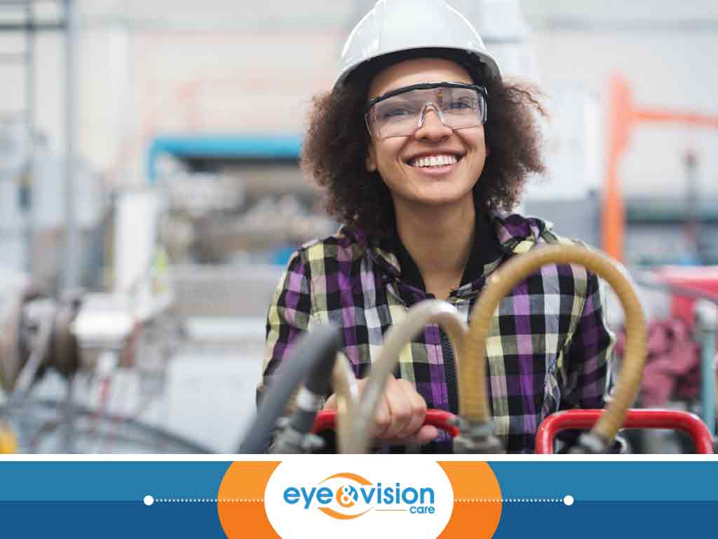 Eye Safety at Work Part 1: Industrial Setting