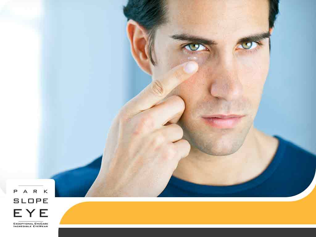 Debunking 5 Myths About Contact Lenses